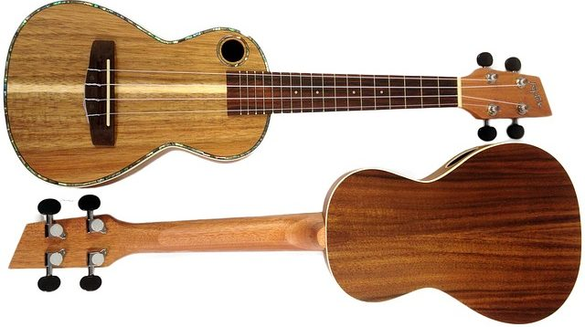 Nauka gry na ukulele – jak się do tego zabrać?